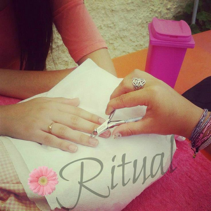 Manicure by Ritual!