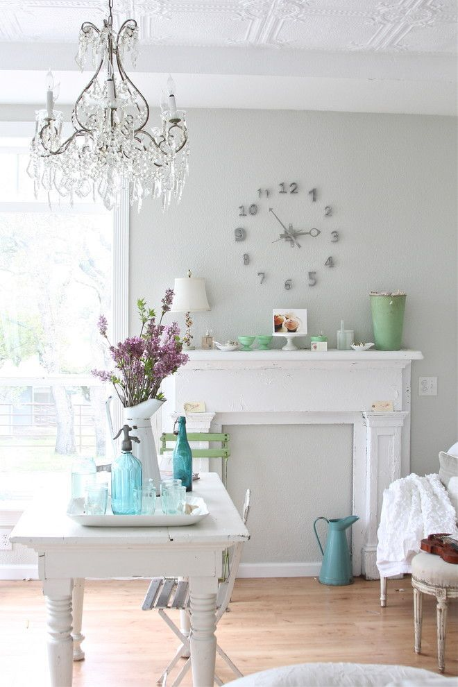 Shabby Chic Style Living Room And Shabby Chic