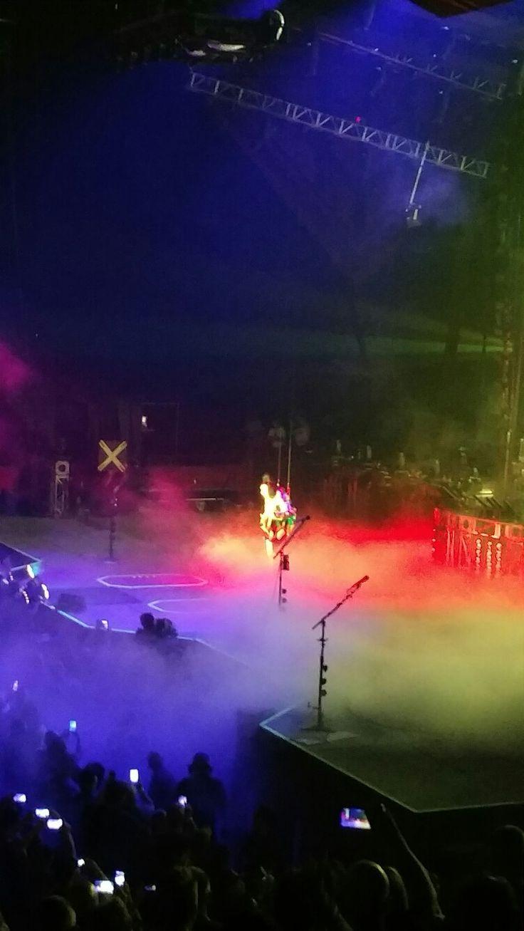 KISS concert 2016