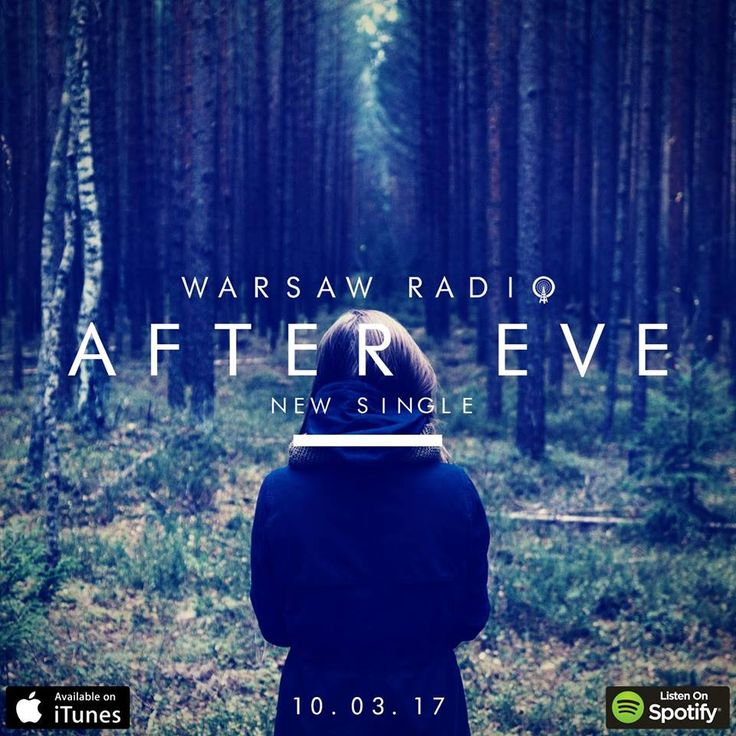 Warsaw Radio drops new video/single 'After Eve' plus Irish tour news!