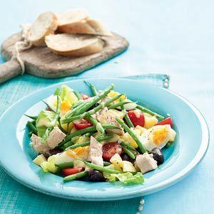 Recept - Salade ni�oise - Allerhande