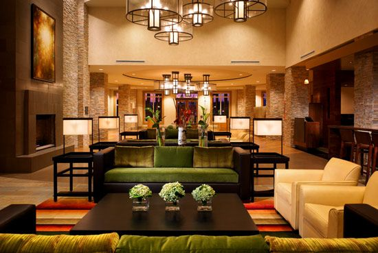 Located just minutes from downtown #Napa, the Wine Train, and Oxbow Public Market, The Westin Verasa - Napa provides an exquisite oasis to #wine tourists eager to explore the Napa Valley. The sleek, contemporary lobby, decorated in vineyard hues, is the first signal to guests that they are in for a treat.