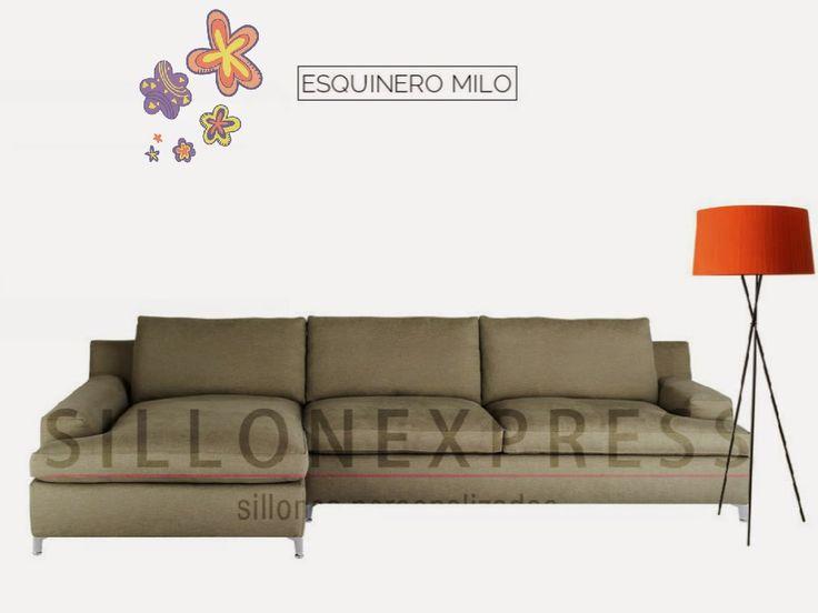 SILLONEXPRESS: Esquinero Modelo Milo