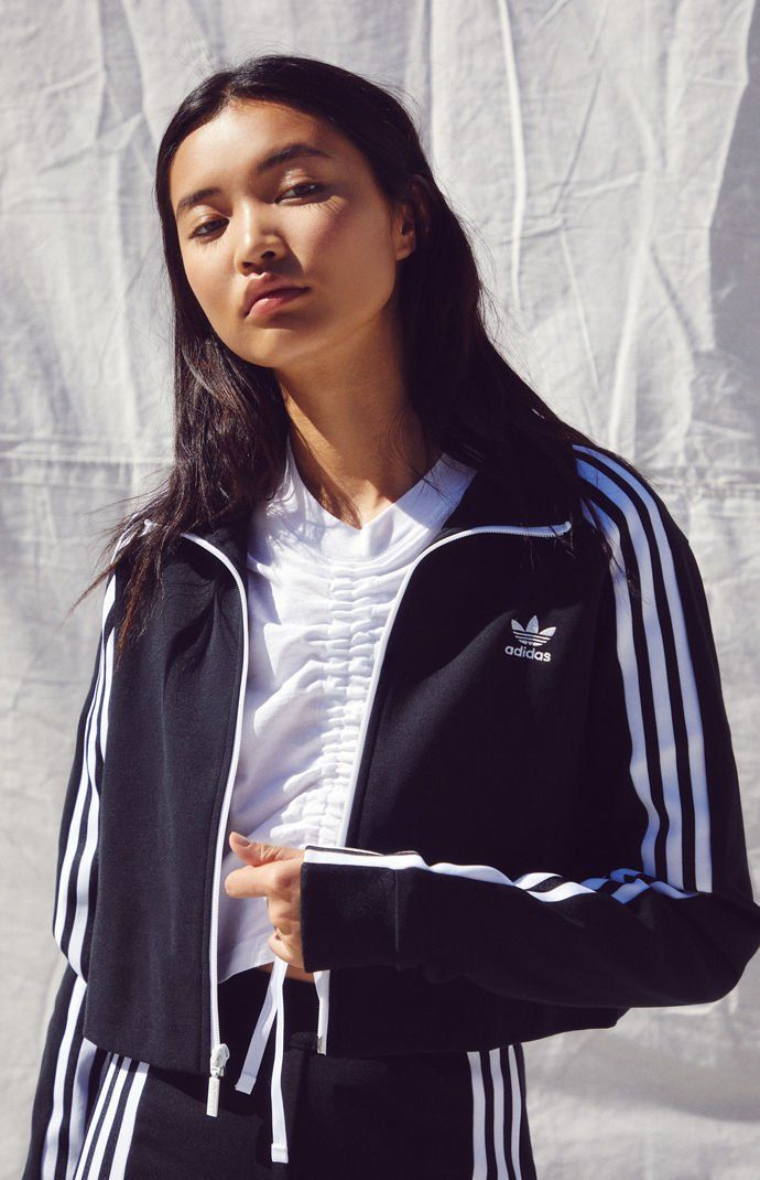 reliable quality many styles many styles adidas Cropped Track Jacket | PacSun | Adidas crop, Jackets, Track ...
