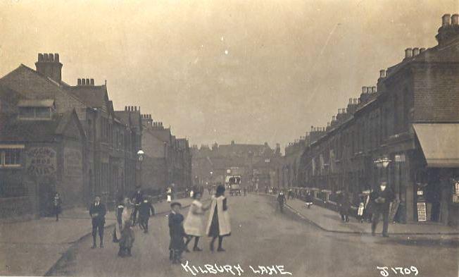 Kilburn Lane • 1900s