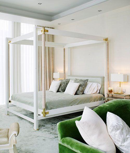 Bedrooms / David Collins