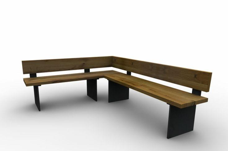 die 25 besten ideen zu eckbank selber bauen auf pinterest selber bauen sitzbank diy bank und. Black Bedroom Furniture Sets. Home Design Ideas
