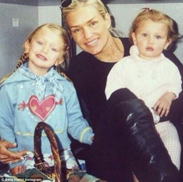 Yolanda Foster 3 Children