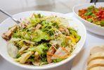 Лучшие рецепты салатов с курицей