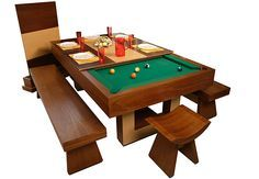 mesa de bilhar/mesa de jnatar                                                                                                                                                                                 Mais