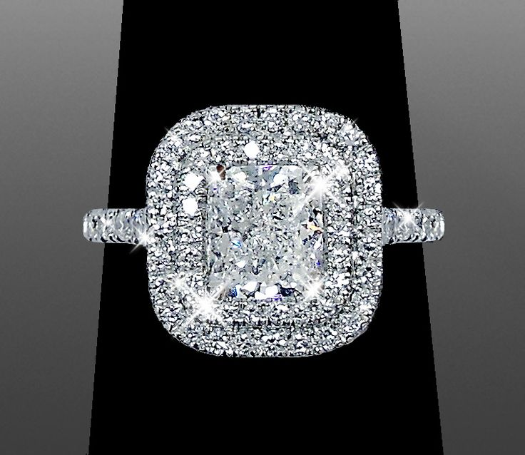 choose a custom engagement ring that shell love engagement ring and wedding - Big Wedding Ring