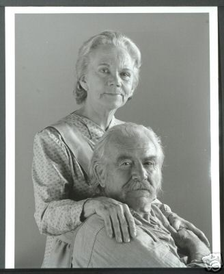 Characters Gradman and Grandpa Walton.  In my humble opinion, the quintessential grandparents.