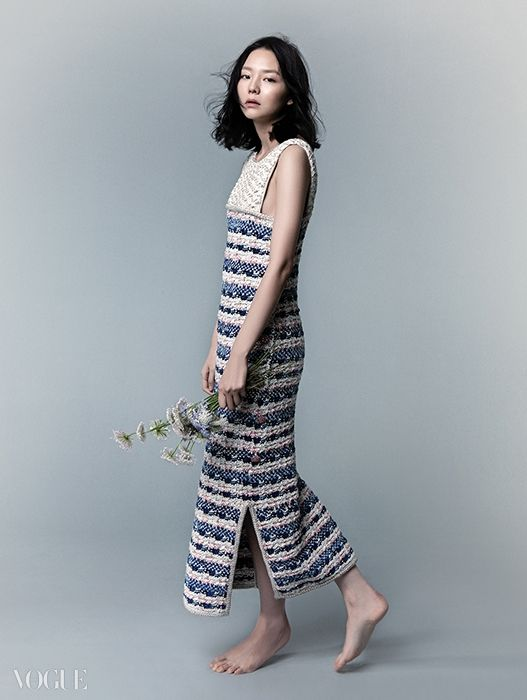 Chanel | Vogue Korea December 2014