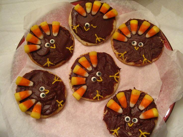 thanksgiving decorating ideas | Cara Lee Cupcakes and Cake: November 2009