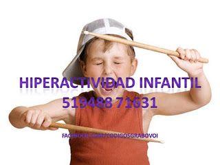 Codigos Grabovoi: Hiperactividad Infantil