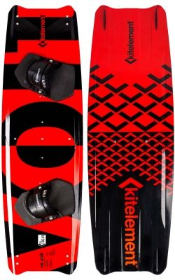Kitelement re volt - split kiteboard