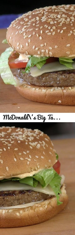 McDonald's Big Tasty® Cheeseburger Copycat Recipe!... Tags: mcdonald's, mcdonalds, food, burger, secret menu, big mac, food (tv genre), cheese burger, biggest, cheese, cheeseburger, fast food reviews, hamburger, special sauce, craving, attack, big mac (consumer product), mac, mega, massive burger, fusions, epic, sauce, double burger, mcdonald's uk, mcdonald's uk secret menu, tasty, big, double, double big tasty review, mcdonald's double big tasty, big n' tasty (consumer product), uk, review…