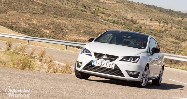Novedades en la gama SEAT Cupra - http://www.actualidadmotor.com/novedades-en-la-gama-seat-cupra/