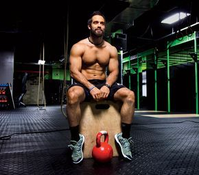 CrossFit Games champ Rich Froning Jr.