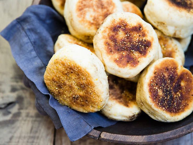 English muffin recipe, a breakfast and brunch staple, .
