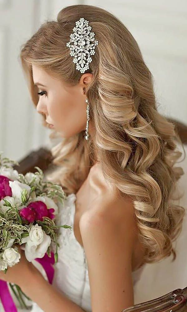 Admirable 1000 Ideas About Blonde Wedding Hairstyles On Pinterest Formal Short Hairstyles For Black Women Fulllsitofus