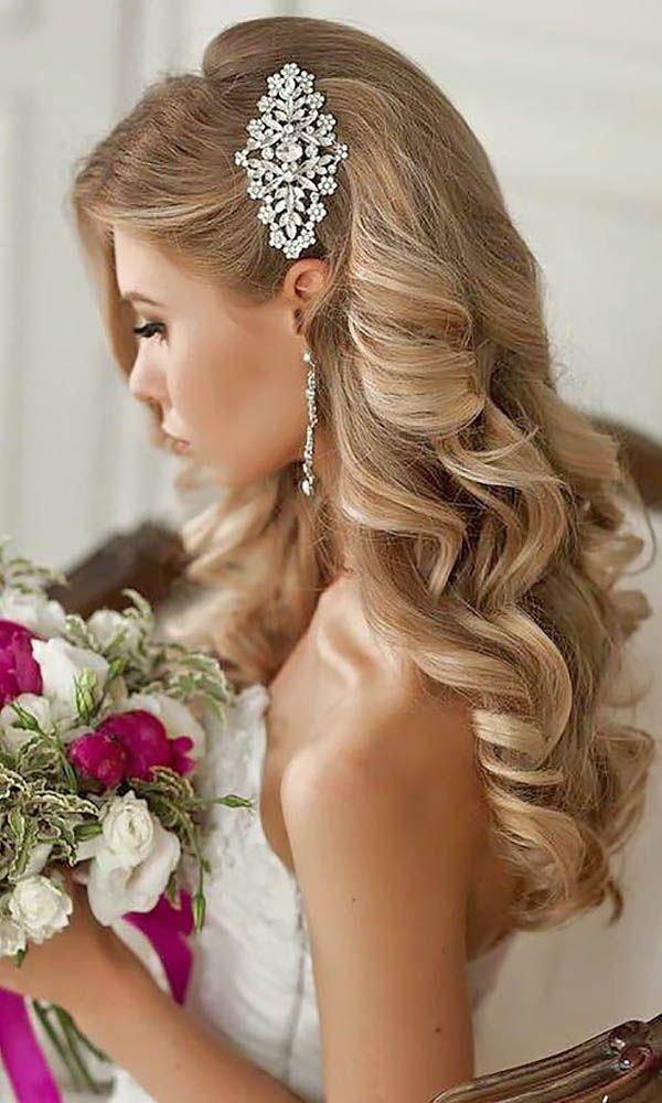 Surprising 1000 Ideas About Blonde Wedding Hairstyles On Pinterest Formal Short Hairstyles Gunalazisus