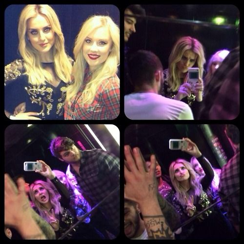 """""""@Little Mix Fanpage: Just sat reminiscing on such a good night! I miss our crew! @Jonnie Edwards @Katheeerine M @Shiloh Perrie"""""""