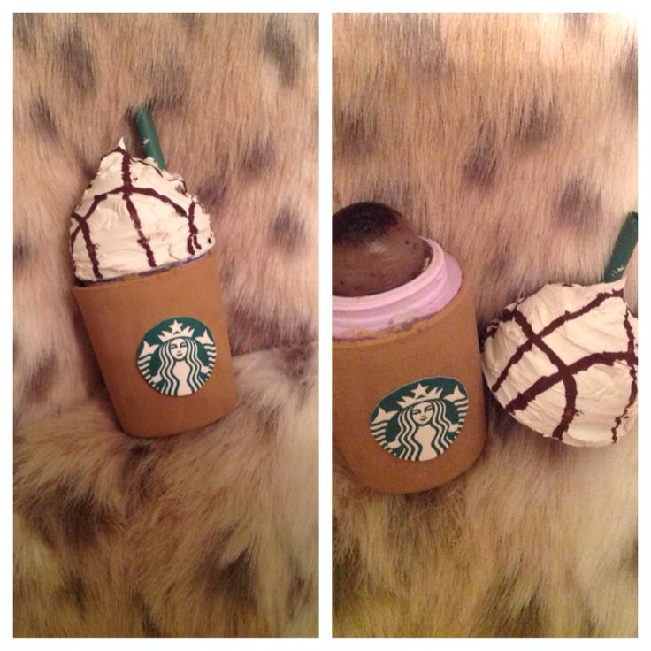 Just made the Starbucks EOS. Smells and tastes like coffee. (Don't eat it)