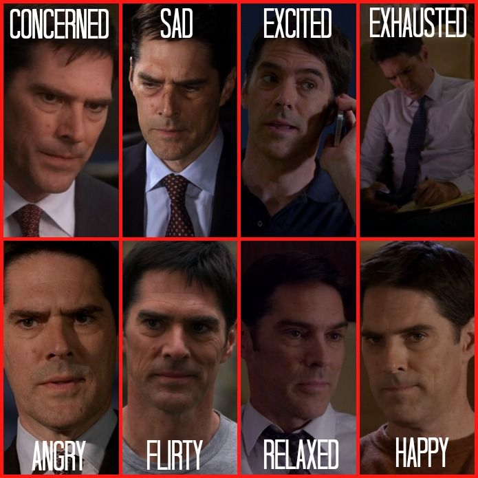 12 Signs That You're the Hotchner of Your Friend Group: Every Team Needs a Hotch - CBS.com