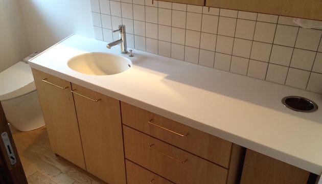 LaVida - 造作洗面台
