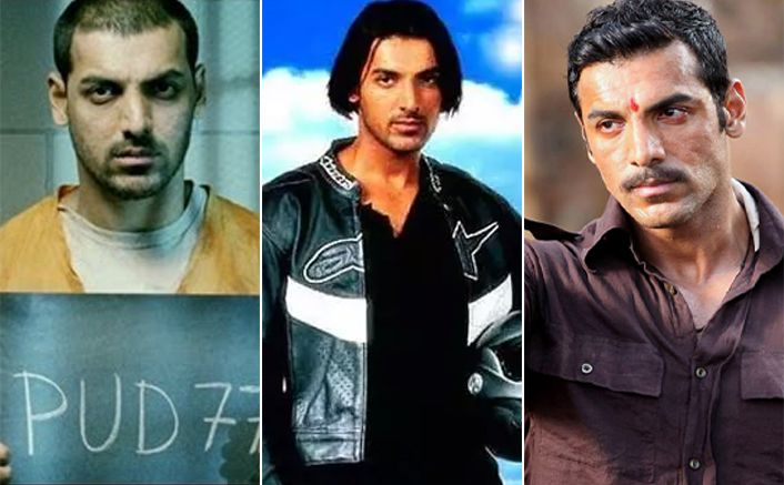 John Abraham Birthday Many Times The Bollywood Hunk Created Dhoom With His Hairstyles Force Movie John Abraham Guys Read