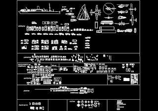 CONJUNTO DE BLOQUES AUTOCAD 2D - ARQ + recursos