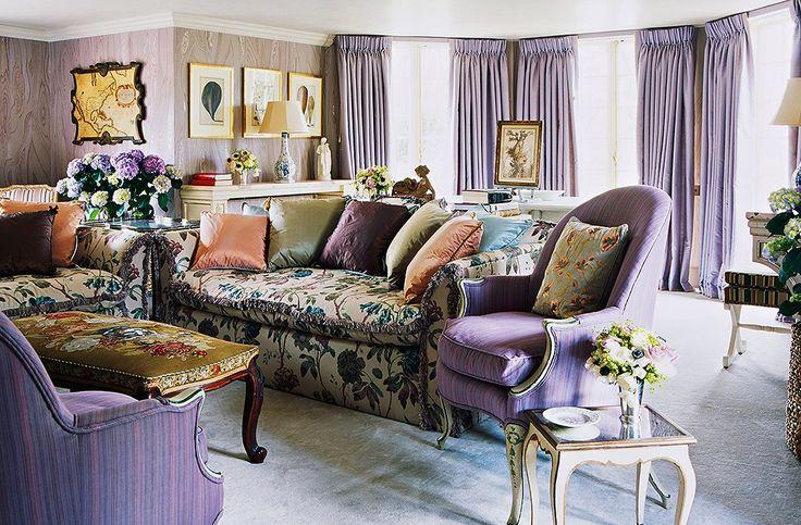 305 Best Purple Interiors Plum Lavender Grape Lilac