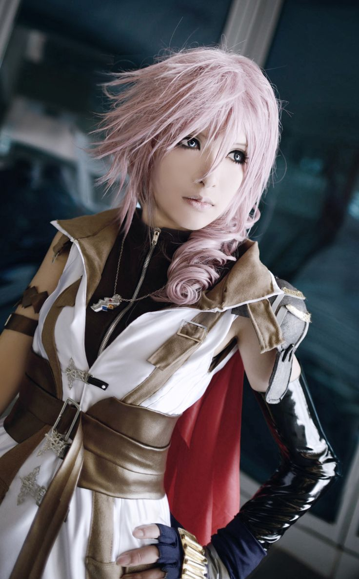 Wow. Lightning(FINAL FANTASY XIII) | Chun - WorldCosplay