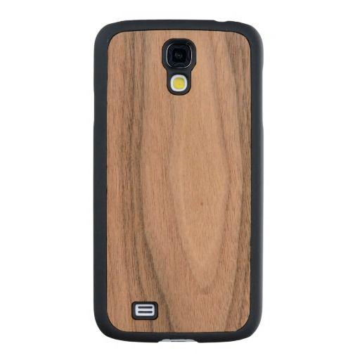 Slim Walnut Walnut Galaxy S4 Case