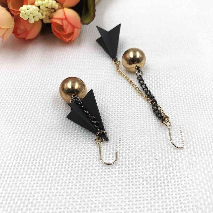 UneJoux Handmade Fashion Earrings FER-3 - UneJoux