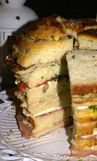 Panettone Gastronomico: Ricetta Bimby