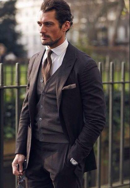 David Gandy Men's Fashion Icon style swag LGBT