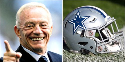 Dallas Cowboys Owner Wants NFL To End Outdated Cannabis Ban...