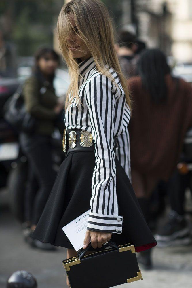 Best of Paris Street Style - Best of Paris Street Style   Stylist Magazine
