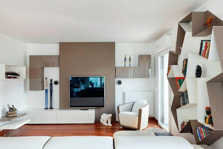 14 best appartamenti lago images on pinterest design for Interior design appartamenti