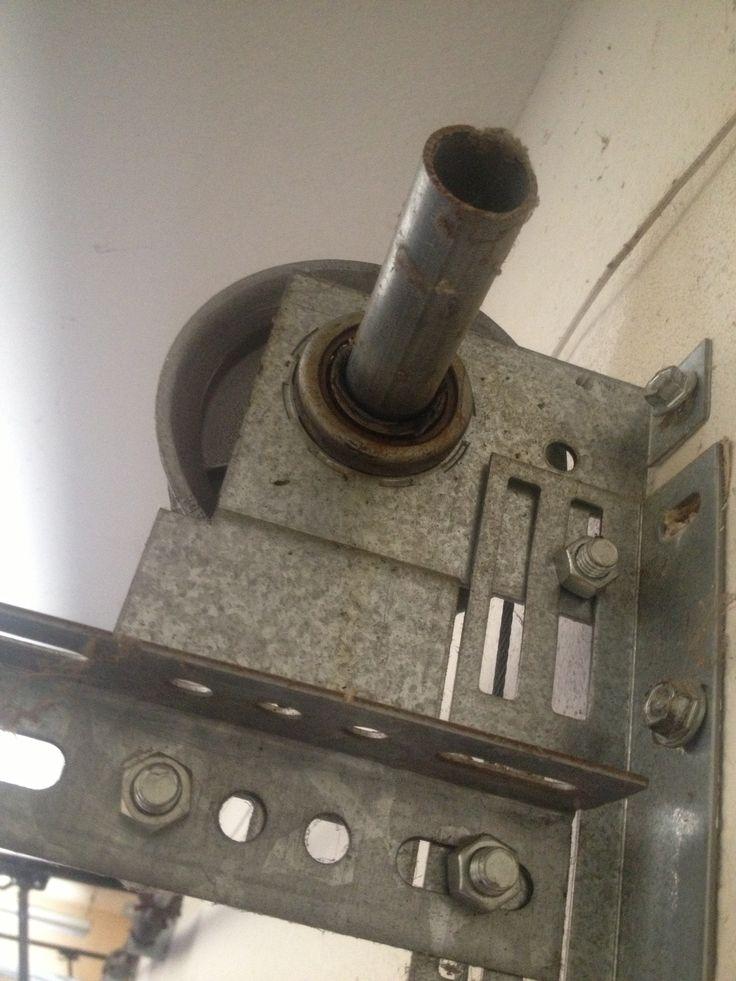 Overhead Garage Door Bearing Plate