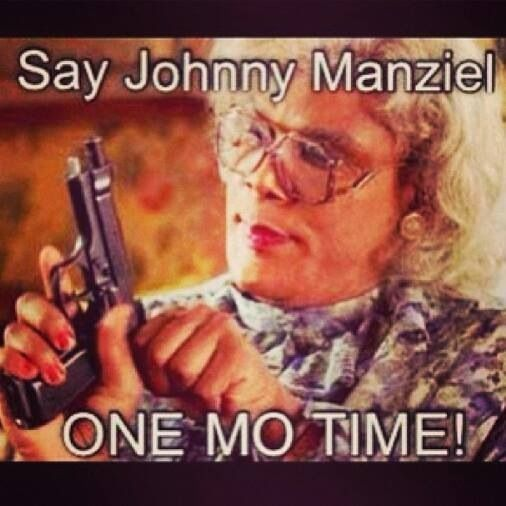 Johnny Manziel Alabama football roll tide
