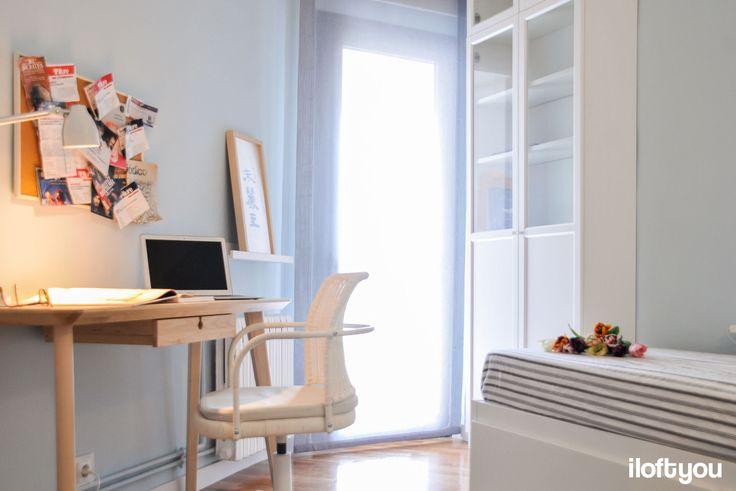 #proyectollull #iloftyou #interiordesign #interiorismo #barcelona #ikea #ikealover #ikeaaddict #bedroom #dormitorio #flekke #fejka #lisabo #billy #morum