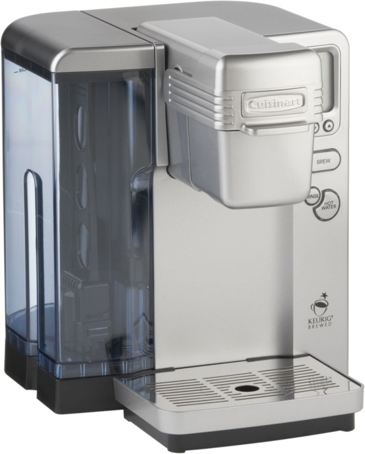 Cuisinart® Single Serve Coffee Maker in Coffee Makers | Crate and Barrel