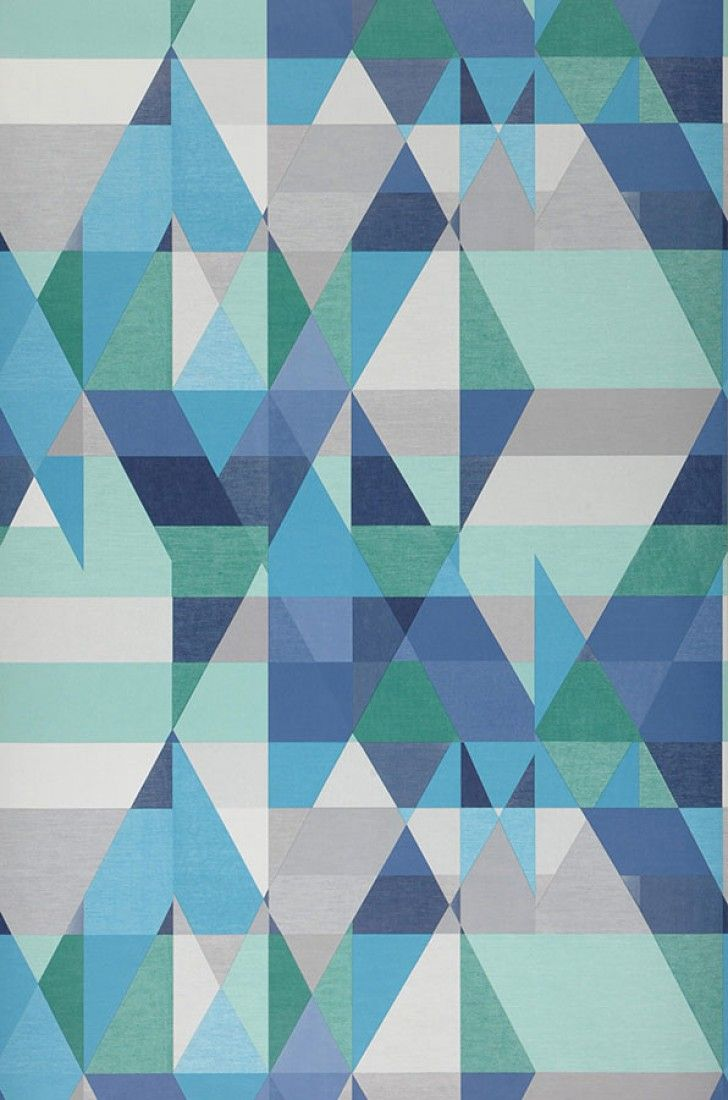 Favorito Oltre 25 fantastiche idee su Carta da parati geometrica su  LZ05