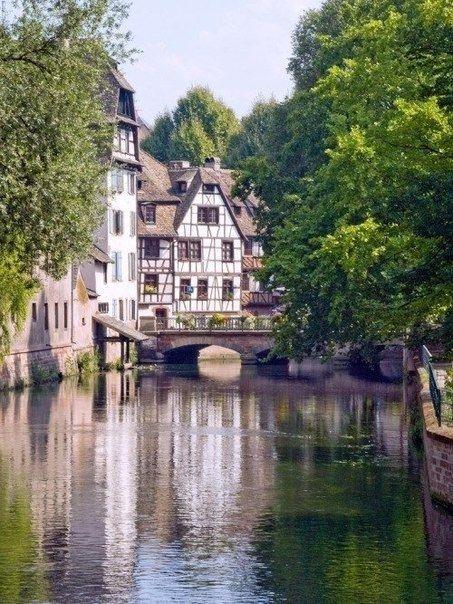 Страсбург, Франция - Путешествуем вместе