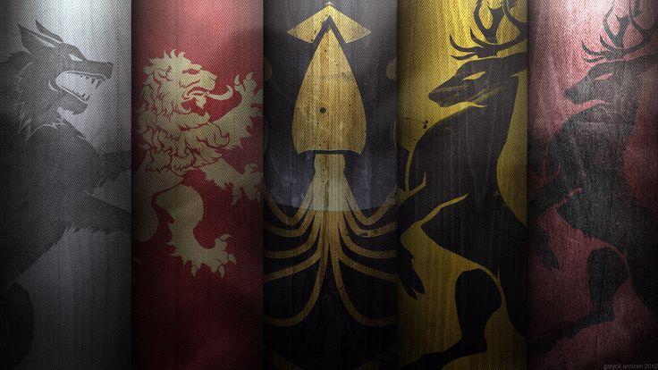 1080p game of thrones wallpaper stark