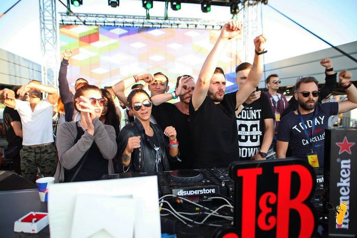 Atapy - The Biggest Rooftop Party in Town - Bucharest - 3rd edition.