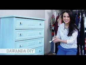DaWanda DIY: Möbel lackieren